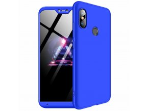 eng pl 360 Protection Front and Back Case Full Body Cover Xiaomi Mi A2 Lite Redmi 6 Pro blue 45193 1