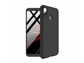 eng pl 360 Protection Front and Back Case Full Body Cover Xiaomi Mi Max 3 black 45198 1