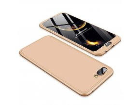 eng pl 360 Protection Front and Back Case Full Body Cover Huawei Honor 10 golden 45371 1