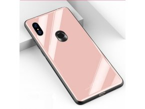 Redmi Note 5 Case Luxury Glossy Tempered Glass Silicone Hard Cover Case Xiaomi Redmi Note 5.jpg 640x640