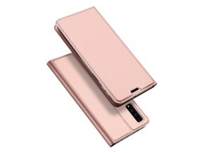 eng pl DUX DUCIS Skin Pro Bookcase type case for Samsung Galaxy A7 2018 A750 pink 45073 1