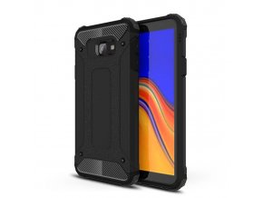 eng pl Hybrid Armor Case Tough Rugged Cover for Samsung Galaxy J4 Plus 2018 J415 EU black 45438 1