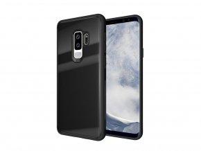 Skleněný kryt na Samsung Galaxy J4 Plus - černý