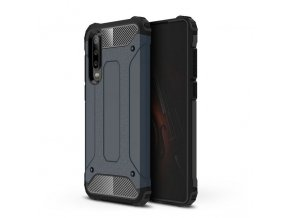 eng pl Hybrid Armor Case Tough Rugged Cover for Huawei P30 blue 46565 1