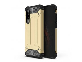 eng pl Hybrid Armor Case Tough Rugged Cover for Huawei P30 golden 46566 1
