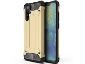 eng pl Hybrid Armor Case Tough Rugged Cover for Huawei P30 Pro golden 46570 1