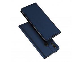 eng pl DUX DUCIS Skin Pro Bookcase type case for Huawei P Smart 2019 blue 47000 1