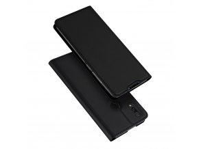 eng pl DUX DUCIS Skin Pro Bookcase type case for Huawei P Smart 2019 black 46999 1
