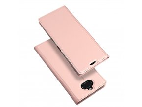 eng pl DUX DUCIS Skin Pro Bookcase type case for Sony Xperia XA3 pink 46679 1
