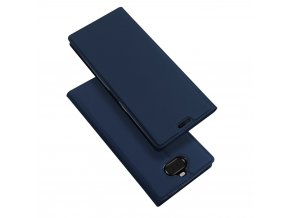 eng pl DUX DUCIS Skin Pro Bookcase type case for Sony Xperia XA3 blue 46677 1