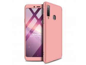 eng pl 360 Protection Front and Back Case Full Body Cover Samsung Galaxy A9 2018 A920 pink 47432 1