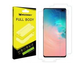 eng pl Wozinsky Full Body Self Repair 360 Full Coverage Screen Protector Film for Samsung Galaxy S10 Plus 48802 1