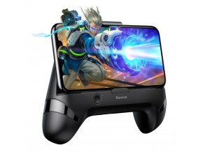 eng pl Baseus Cool Play Games Dissipate heat Smartphone Hand Handle Gamepad Desktop Bracket Powerbank 1200 mAh black 43090 7 (1)