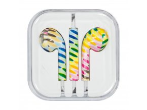 eng pl Headphones with microphone iPhone iPad iPod multi coloured model 12 48797 2