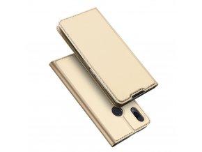 eng pl DUX DUCIS Skin Pro Bookcase type case for Xiaomi Redmi Note 7 golden 48300 1