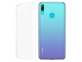 eng pl Huawei Flexible Clear Case Soft Flexible Gel TPU Cover for Huawei Y6 2019 transparent 51992912 48888 1