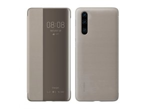 eng pl Huawei Smart View Flip Cover Bookcase Type Case with Smart Window for Huawei P30 brown 51992864 49404 1