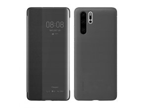 eng pl Huawei Smart View Flip Cover Bookcase Type Case with Smart Window for Huawei P30 Pro black 51992882 49405 1