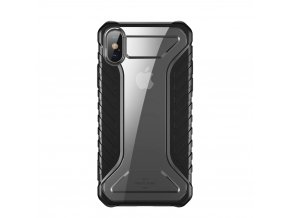 Baseus Michelin kryt na iPhone XS Max - černý