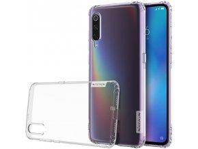 eng pl Nillkin Nature TPU Case Gel Ultra Slim Cover for Xiaomi Mi 9 transparent 48581 1
