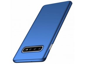 eng pl MSVII Simple Ultra Thin Cover PC Case for Samsung Galaxy S10 Plus blue 48340 1