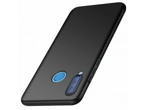 eng pl MSVII Simple Ultra Thin Cover PC Case for Huawei P30 Lite black 48347 1