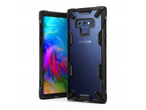 eng pl Ringke Fusion X durable PC Case with TPU Bumper for Samsung Galaxy Note 9 N960 black FUSG0003 RPKG 42573 1