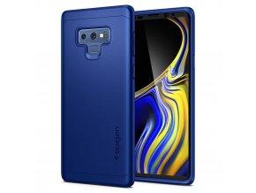 eng pl Spigen Thin Fit 360 case cover tempered glass Samsung Galaxy Note 9 N960 blue Ocean Blue 44435 1