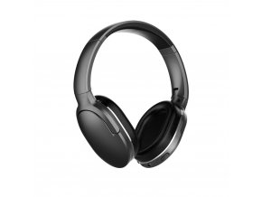 eng pl Baseus D02 Bluetooth Headphone black 47115 1