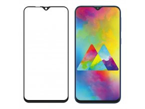 eng pl Wozinsky Tempered Glass Full Glue Super Tough Screen Protector Full Coveraged with Frame Case Friendly for Samsung Galaxy M20 black 49096 7