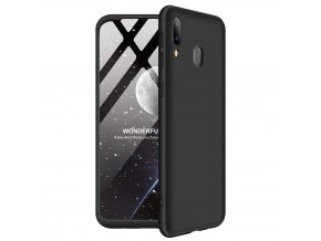 eng pl 360 Protection Front and Back Case Full Body Cover Samsung Galaxy M20 black 49047 3