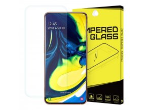 eng pl Wozinsky Tempered Glass 9H Screen Protector for Samsung Galaxy A80 50428 1