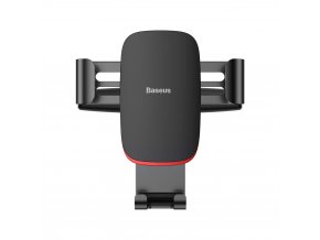 eng pl Baseus Metal Age Gravity Car Mount CD Version Black SUYL J01 49697 1