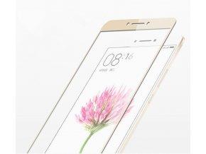 3D Tvrzené sklo na Xiaomi Redmi 4X s rámečkem zlaté