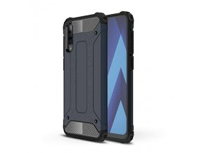 eng pl Hybrid Armor Case Tough Rugged Cover for Samsung Galaxy A70 blue 50379 1