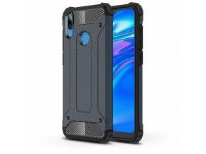 eng pl Hybrid Armor Case Tough Rugged Cover for Asus ZenFone Max Pro M2 ZB631KL blue 50139 1