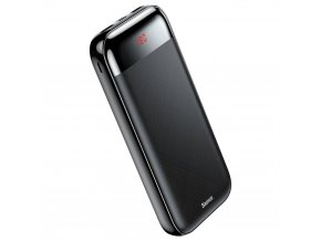 eng pl Baseus Mini Cu power bank 20000mAh 2x USB USB Typ C PD 3A black PPALL CKU01 51056 3