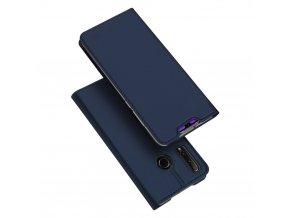 eng pl DUX DUCIS Skin Pro Bookcase type case for Huawei Honor 20 Lite blue 51234 1