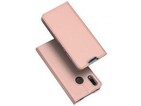 eng pm Dux Ducis Skin Leather wallet case HUAWEI P SMART Z pink 63206 1