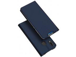 eng pm Dux Ducis Skin Leather wallet case HUAWEI P SMART Z navy blue 63208 1
