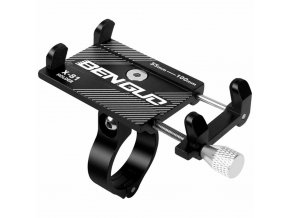 eng pl Bicycle holder X 81 Benguo aluminum universal for mounting black 63311 1