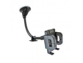 eng pl Universal car holder for windscreen grille 27 cm black 63466 1