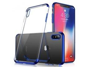 TPU ultratenký kryt na Samsung Galaxy A50 - modrý
