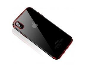 TPU ultratenký kryt na Samsung Galaxy A50 - červený