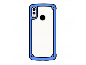 eng pl Solid Frame PC Case with TPU Bumper for Samsung Galaxy A50 A30 blue 51404 1