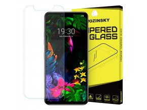 eng pl Wozinsky Tempered Glass 9H Screen Protector for LG G8 ThinQ 48097 1