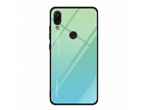 eng pl Glass case XIAOMI REDMI NOTE 7 lime 62935 1