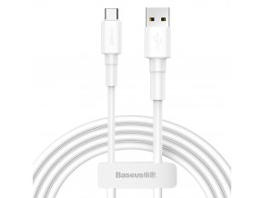 eng pl Baseus durable USB cable USB Type C 3A 1m white CATSW 02 52152 1