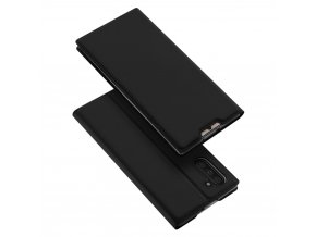 eng pl DUX DUCIS Skin Pro Bookcase type case for Samsung Galaxy Note 10 black 51619 1