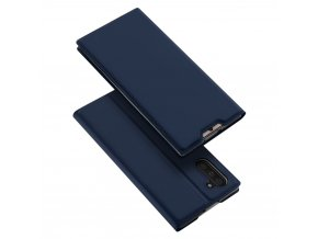 eng pl DUX DUCIS Skin Pro Bookcase type case for Samsung Galaxy Note 10 blue 51620 1
